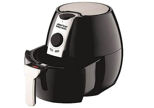 American Micronic - AMI-AF1–35CLDx - 3.5 Liters 1500 Watts Imported Air Fryer