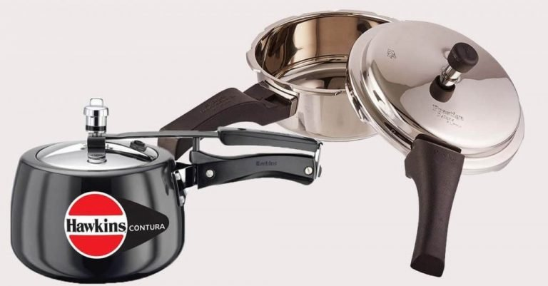 Best Top 5 Pressure Cookers in India 2019 Review