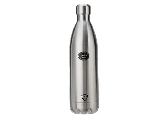 Cello Swift Steel Bottle Style Flask