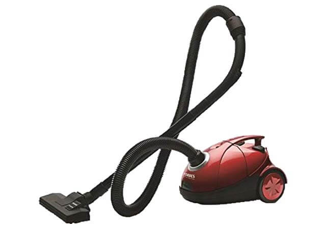 Eureka Forbes Quick Clean DX 1200-Watt Vacuum Cleaner with Free Dust Bags