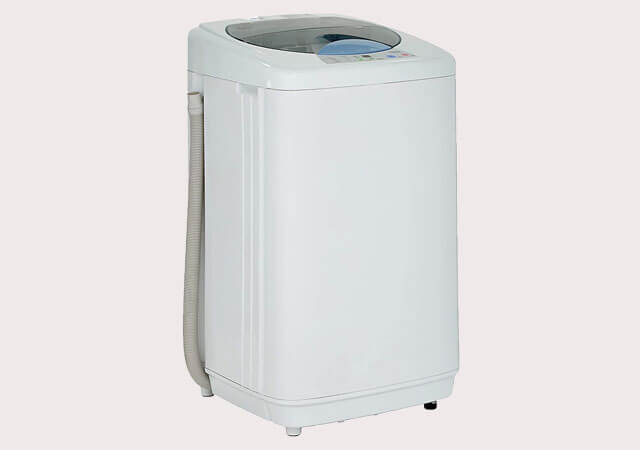 Haier 6 Kg Fully-Automatic Top Loading Washing Machine