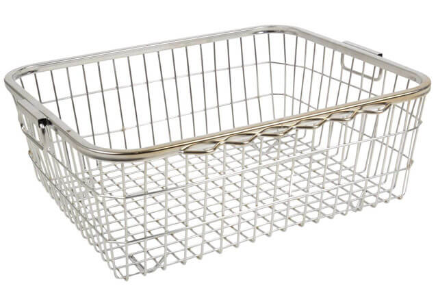 Parasnath Heavy Stainless Steel Small Dish Drainer