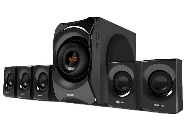 Philips-SPA8000B-94-5.1-Channel-Multimedia-Home-Theatre-System