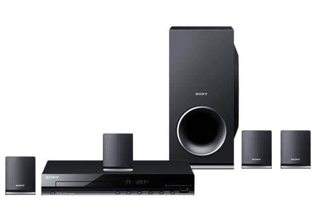 Sony-DAV-TZ145-Real-5.1-Channel-Dolby-Digital-DVD-Home-Theatre-System