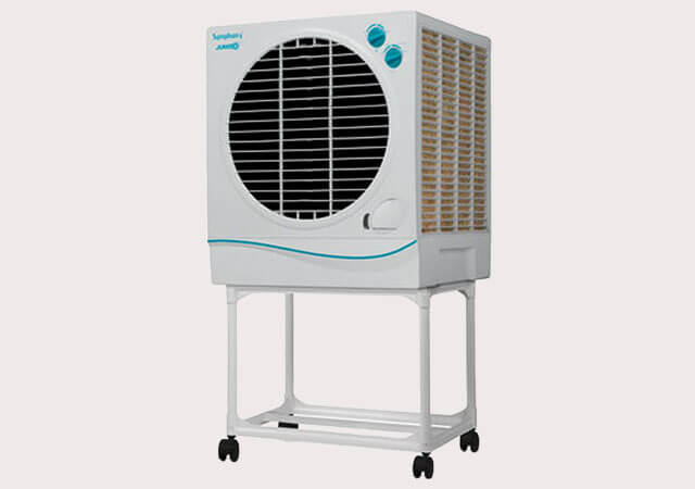 Symphony Jumbo 51 Litres Desert Air Cooler with Trolley