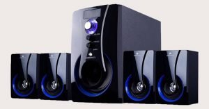 Top 2 Zebronics 4.1 Channel Multimedia Speakers With Bluetooth and Without Bluetooth under Rs 3000