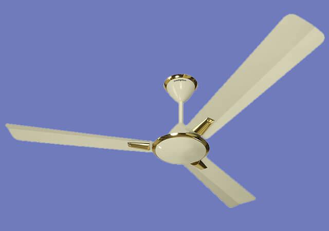 Crompton Aura 48-inch Decorative High Speed Ceiling Fan